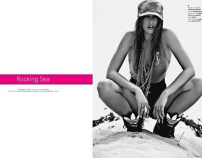Rocking Sea @ Edit Mag - July 2012