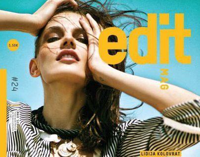Warm Blow @ Edit Mag - May 2012