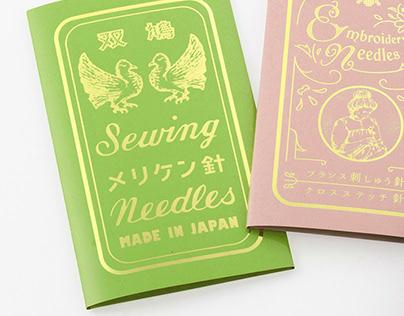 クロバー株式会社 Clover Needles