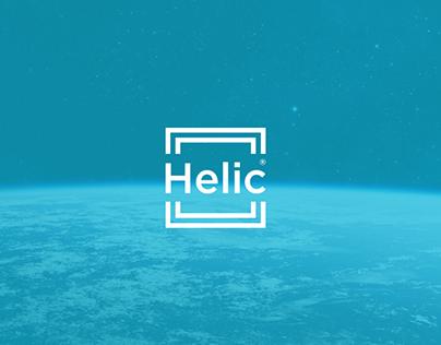 Helic Brand Identity