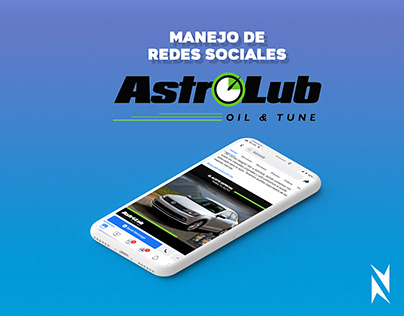 Redes Sociales- Astro Lub