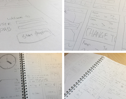 Rapid Prototyping Sketches