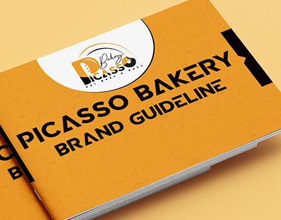 PICASSO logo guideline