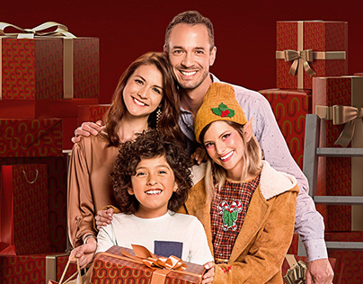 UNICENTRO CHRISTMAS CAMPAIGN