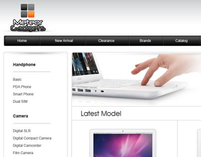 E-commerce sites