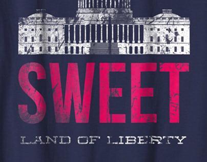 US Capitol T-Shirt Design