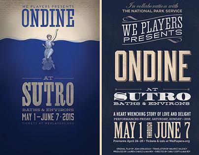 We Players Presents: Ondine