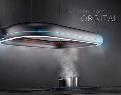 Kitchen hood ORBITAL