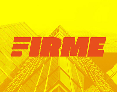 FIRME - ARCHITECTURE FIRM BRANDING PROJECT