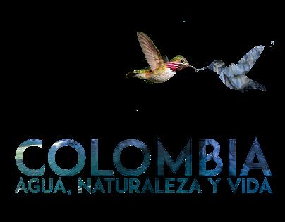 Colombia: Territorio genitor de naturaleza y vida.