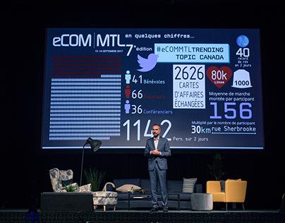 eCOM MTL / Event