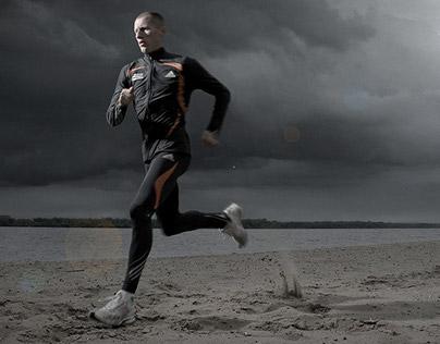 1500 m running world champion Ivan Heshko
