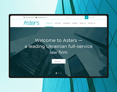 Asters | Law Firm