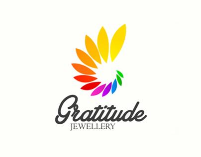 Gratitude Jewellery logo design
