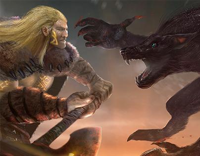 Tor & Werewolf