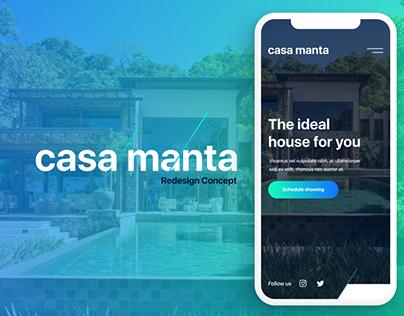Casa Manta
