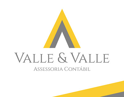Identidade Visual Valle & Valle Assessoria Contábil