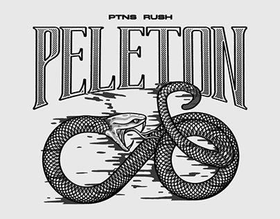 PELETON - PTNS x RUSH