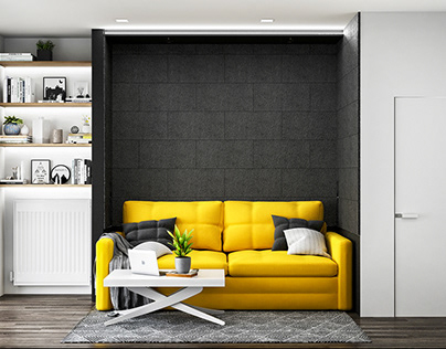 Apartment design IT_Flat