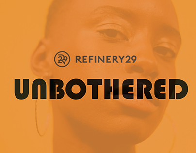 Retail Space and App Design for Refinery 29 Unbothered