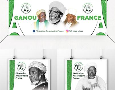 Fédération Ansaruddîne France 2019