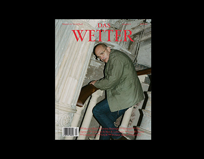 »Das Wetter« Magazine for Music and Literatur Issue 14