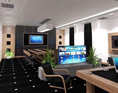 Al misned CEO room