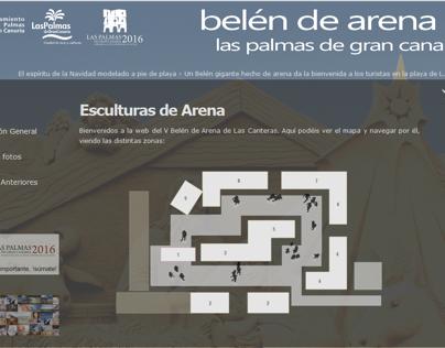 Belén de Arena 2010 - Las Palmas de Gran Canaria