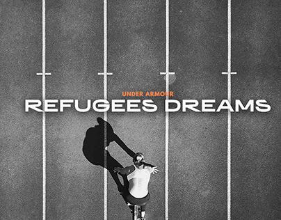 REFUGEES DREAMS | UNDER ARMOUR