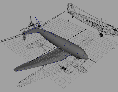 Geneseo Historical Aircraft Museum Internship