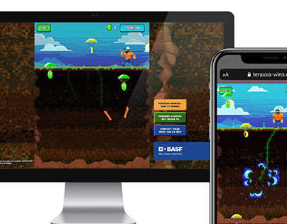 Teraxxa™ Game Pits Farmers Against Wireworms In WebGL