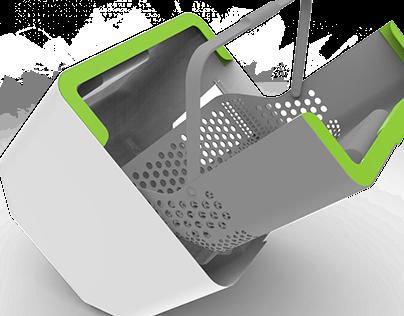 Litter Cube