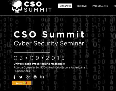 CSO Summit