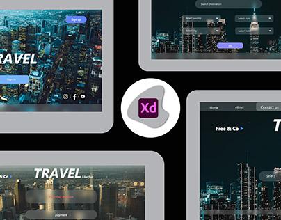 WEBPAGE UX/UI