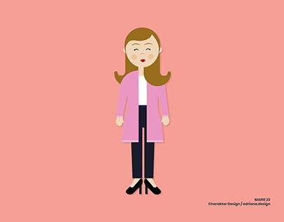Marie 23 Online Marketing Manager Figueren Design
