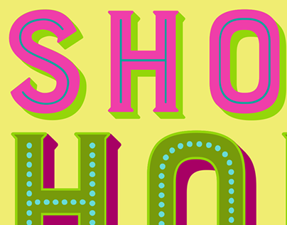 Friday Night Shop Hop poster