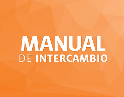 Manual de Intercambio UDLAP - Diseño editorial