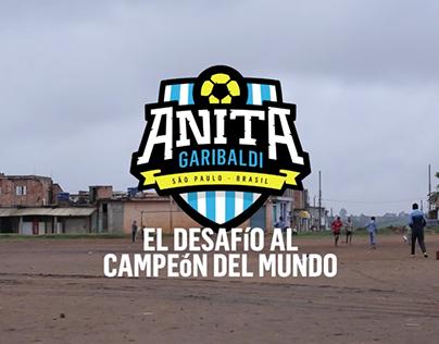 Techo / Anita Garibaldi: Desafío al Campeón del Mundo