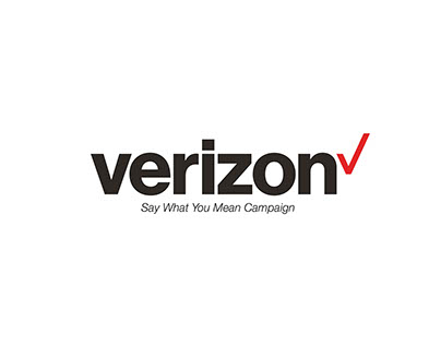 Verizon Say What You Mean Campaign