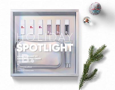 B.by Banila Lip Like Spotlight Press kit