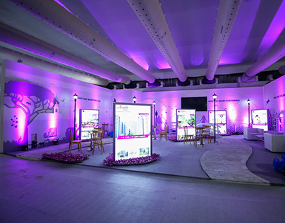 Puranik Exhibition stall Design