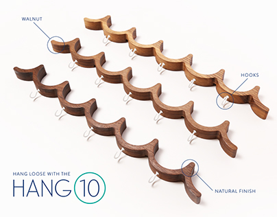 Hang 10 (Accessory Hanger)