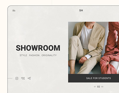 SHOWROOM | clothing store