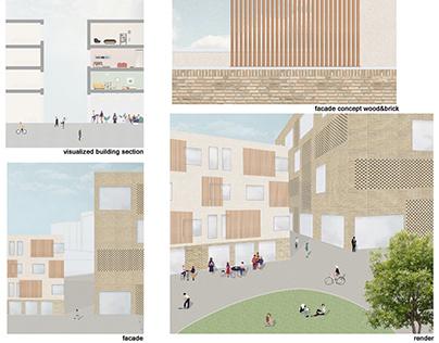 4. Kernmodul: Urban Architecture Project, Weimar