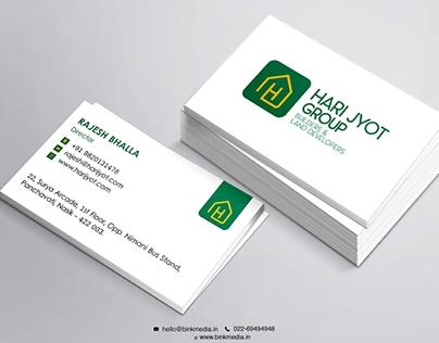 Bink Media Branding Portfolio - Hari Jyot