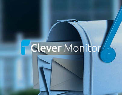 Clever Monitor Logo & Corporate identity