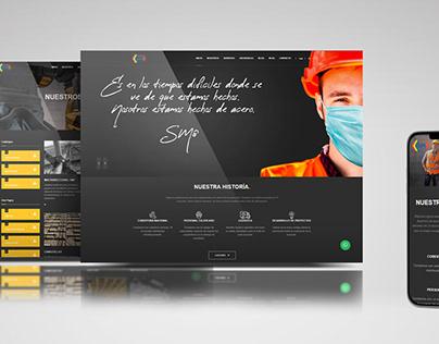 SM8 web site