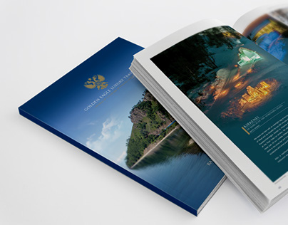 Luxury Holiday Website & Brochure Design