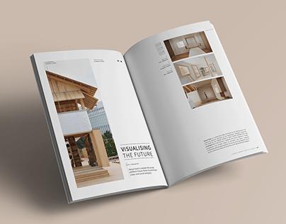 Ethereal - Kenya Hara Design Magazine