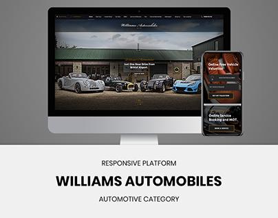 WILLIAMS AUTOMOBILES